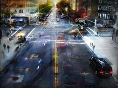Cityscape #39 (Crossroads)