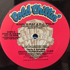 KOOL G RAP & DJ POLO:TRULY YOURS(LABEL SIDE-B)