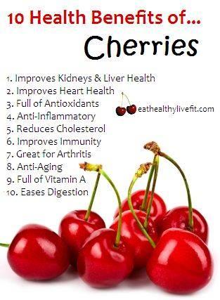 18. Cherries