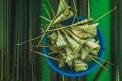 Ketupat's casings