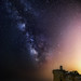 Milky en Cala del Charco by joaquinain
