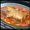 #PuertoRican #BBQ #Pork #KamadoJoe #Homemade #CucinaDelloZio - rotate (3 hrs in)