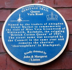 Photo of Blue plaque № 33009