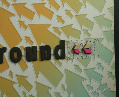 Playground Scrapbook Layout   shirley shirley bo birley Blog