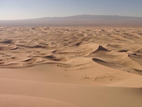 Toujours des dunes