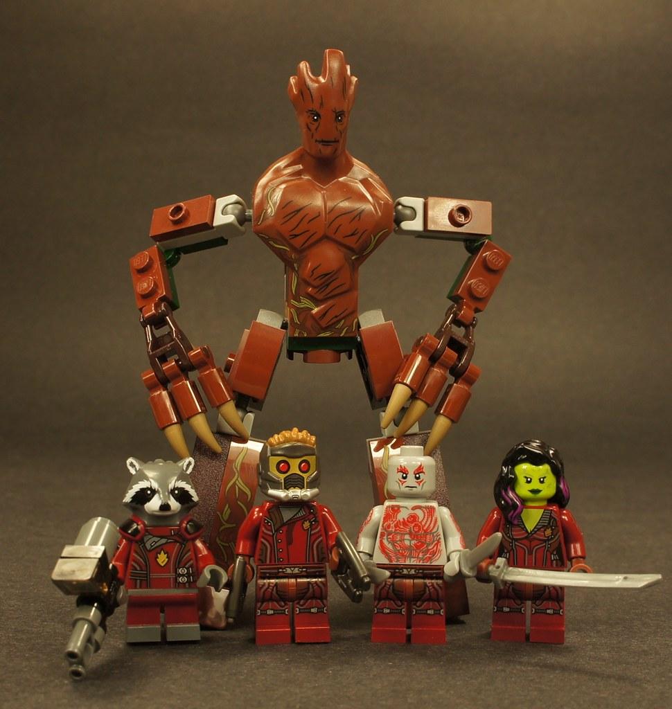 Lego Marvel Toys : Njbccbrickshow s most interesting flickr photos picssr