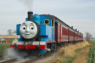 Thomas at Strasburg