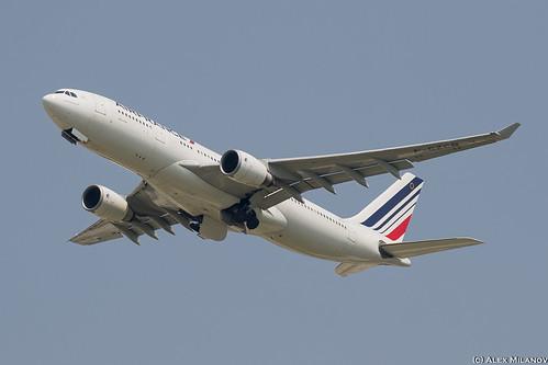A332 - Airbus A330-203