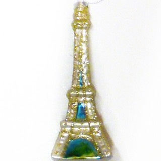 Eiffel Bauble