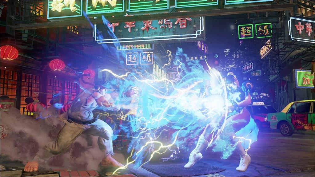 Street Fighter V5