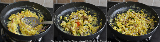 Egg Stir Fry Recipe - Step3