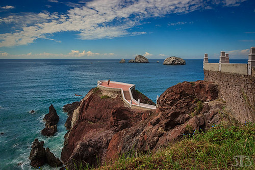 cliff grass clouds mexico islands rocks pacificocean stonewall diver mazatlan sinaloa