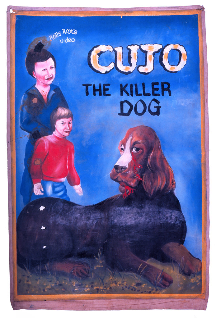 Cujo, The Killer Dog