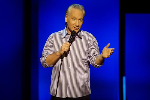 Bill Maher courtesy of MACC