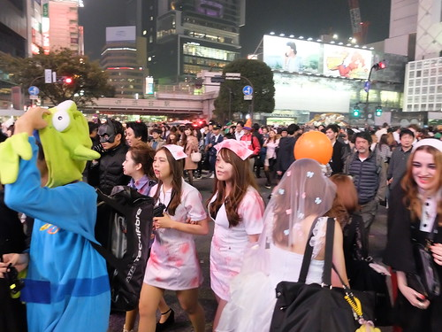 Shibuya Halloween Night 2014 15