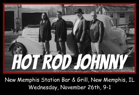 Hot Rod Johnny 11-26-14