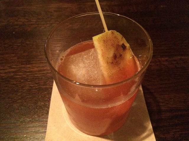Bourbonapolis cocktail - Level
