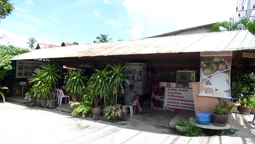 Koh Samui Local food