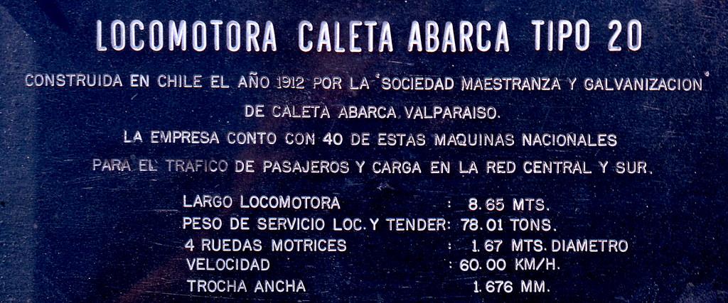 Santiago Railway Museum, Quinta Normal, Chile | christopher