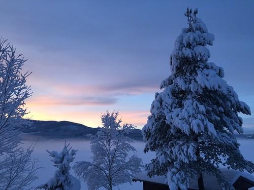 schnee sunset sun white snow norway soleil norge sonne kar beitostølen snø helios jotunheimen güneş weis valdres
