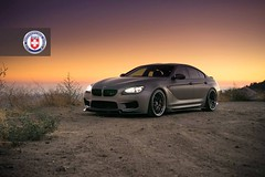 BMW M6 Gran Coupe On RS100 By HRE Performance Wheels