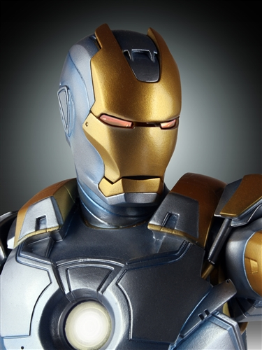Gentle Giant – 鋼鐵人3【馬克18 變形體】空山基大師之 Sorayama Iron Man