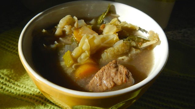Beef and Cabbage Stew 15
