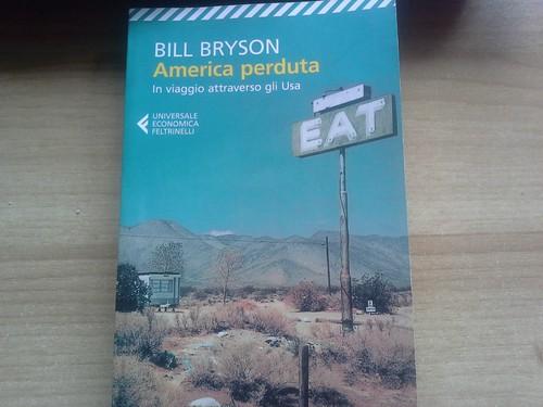 """America Perduta"" di Bill Bryson"