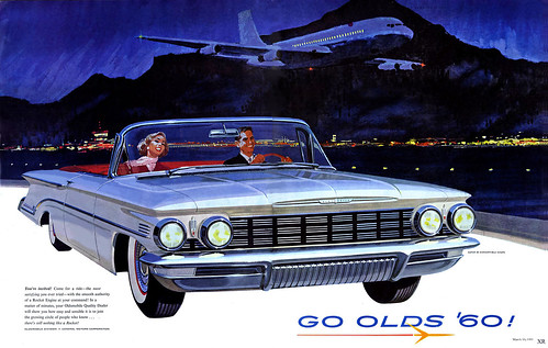 1960 ... Olds on the runway! | by x-ray delta one