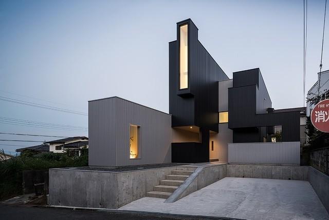 倉庫豪宅的設計概念 1