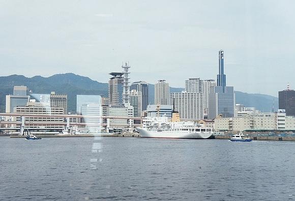 神戶港搭船神戶下午茶32