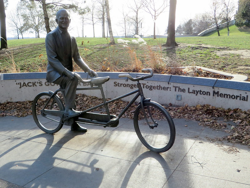 The Jack Layton Memorial
