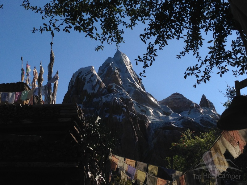 Walt Disney World - Expedition Everest