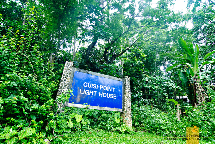 Guisi Point Lighthouse Starting Point in Guimaras