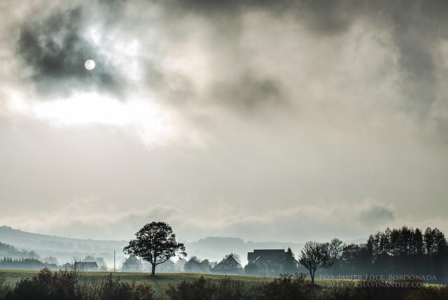 Burguete fog...navarre