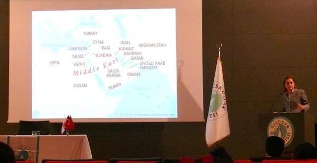 Ortadoğu'nun Jeopolitiği Konferansı