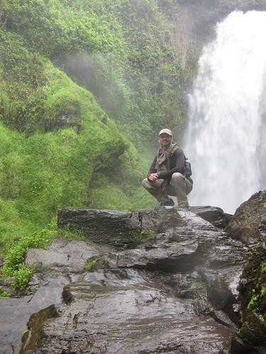 Peguche Falls