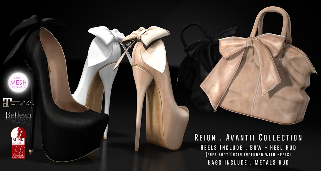 REIGN. AVANTII COLLECTION