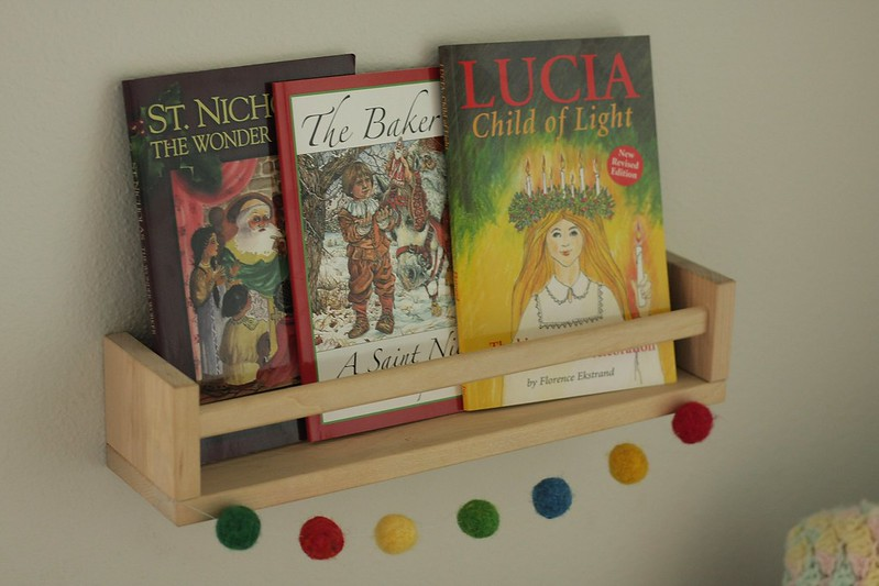 books from St. Nicholas