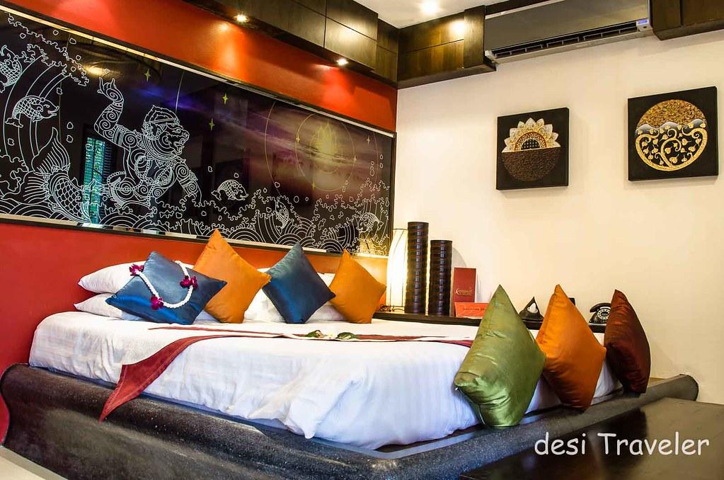 Room Kirikayan Boutique Hotel Koh Samui Thailand