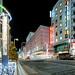 Ginza illumination (銀座中央通りのイルミネーション)