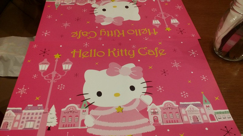 shibuya hello kitty cafe 4