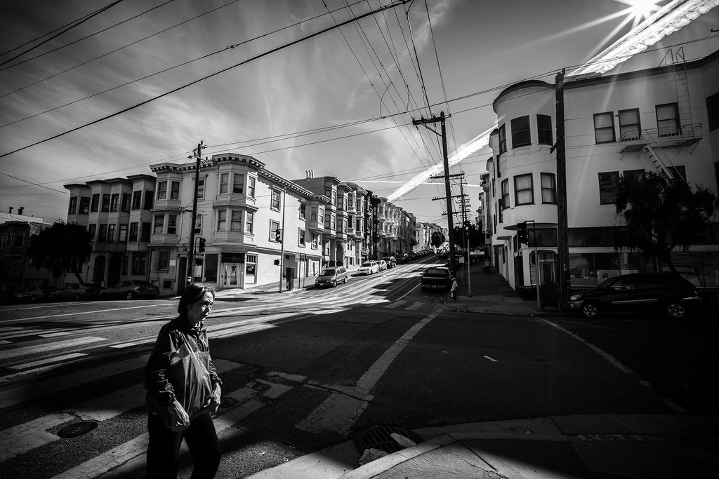 Life in San Francisco picture