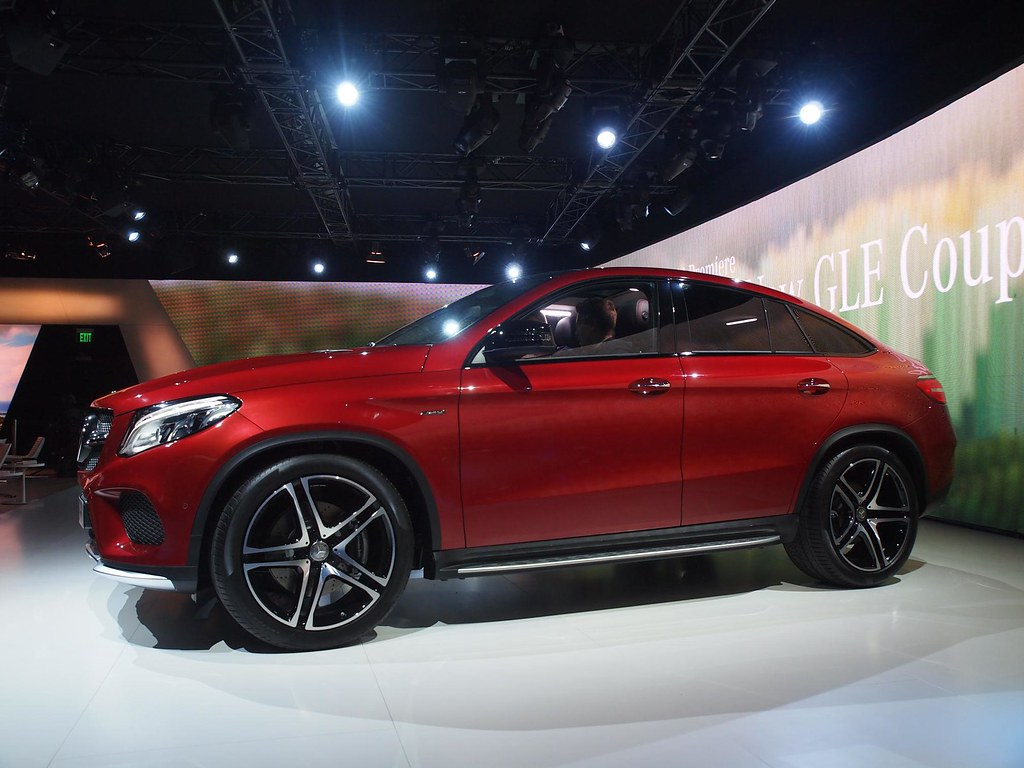 Topic: 2016 Mercedes-Benz GLE 450 AMG 4MATIC Coupe live photos ...