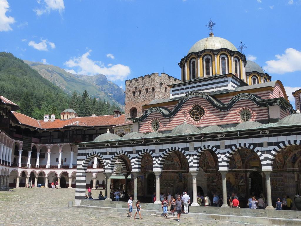 Rilan luostari