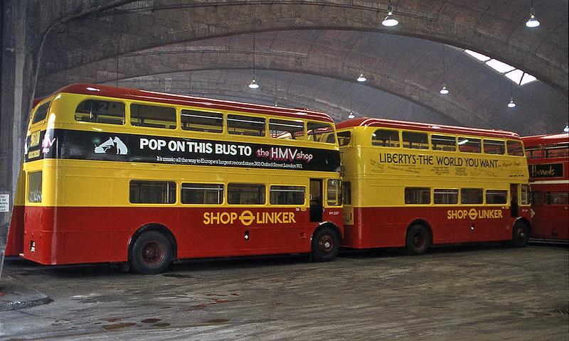 16128872326 e236ab6209 c - London's Shop Linker bus anniversary