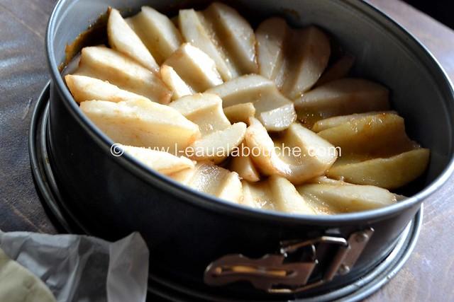 Tatin de Poire Au Vin Cuit © Ana Luthi Tous droits réservés 11_GF