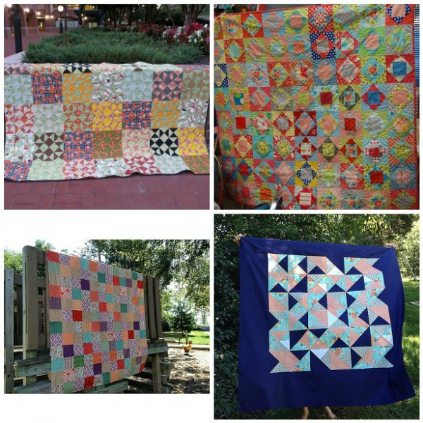 100 Quilts for Kids Group Quilts