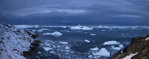 landscape ngc arctic npc greenland icebergs mcmanus ilulissat ilulissaticefjord