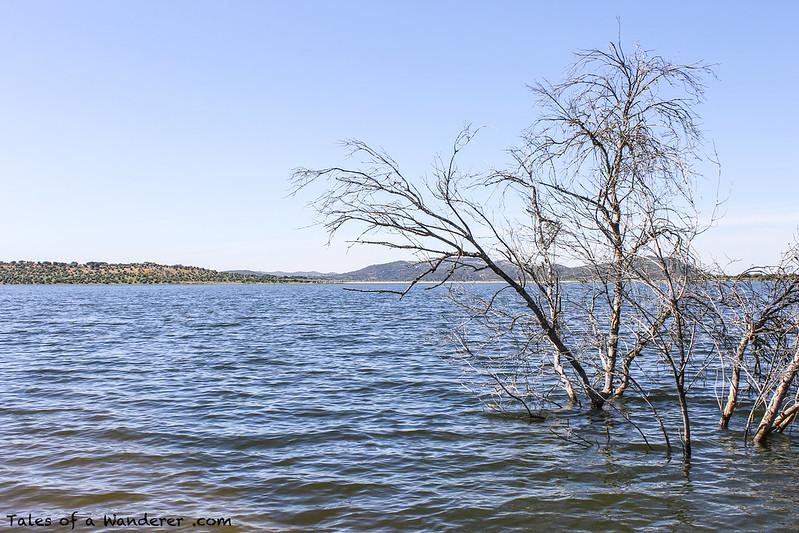 MOURÃO - Barragem de Alqueva